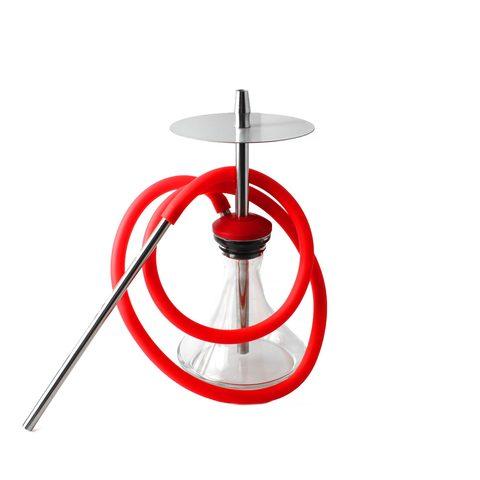 Let's Smoke HS Stick Mini Red Hookah