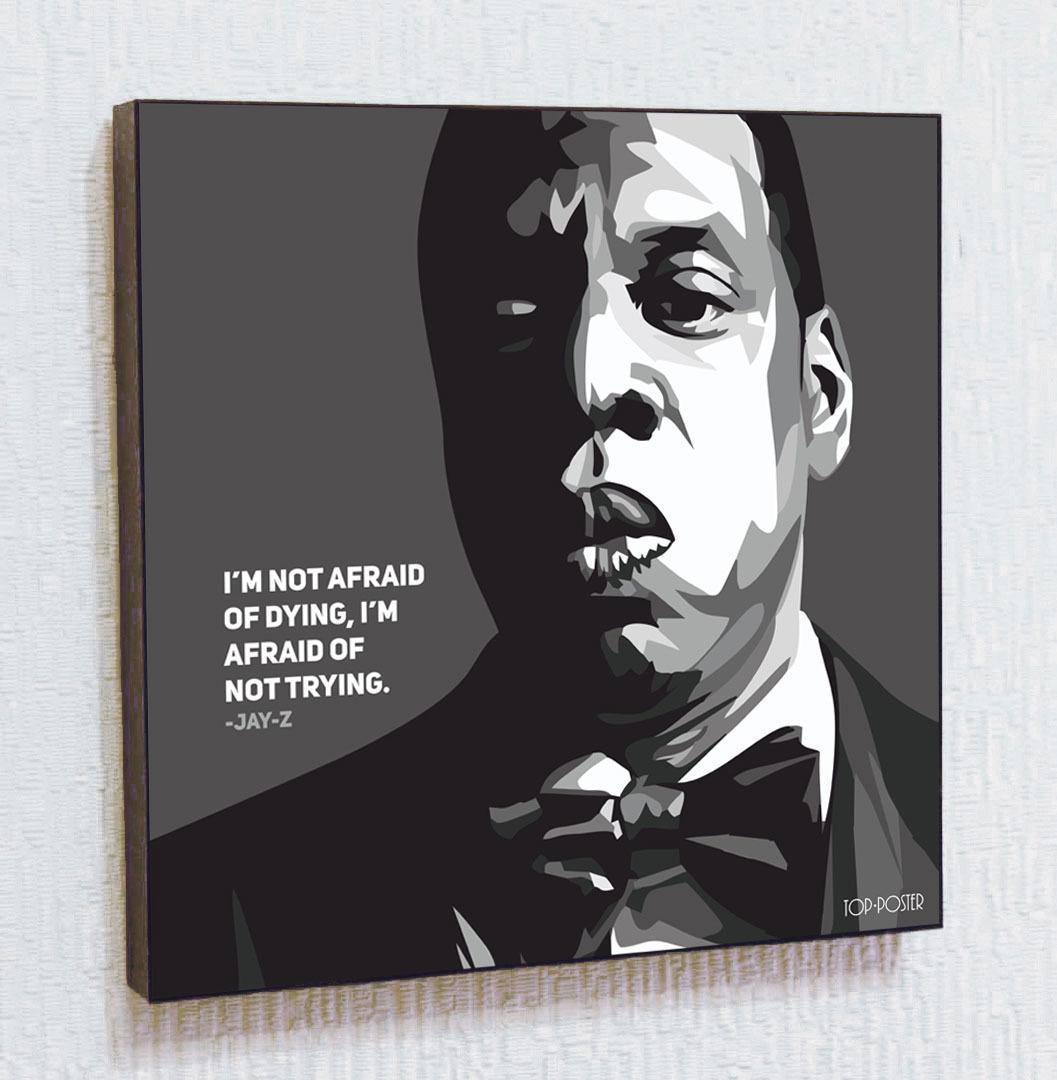 Jay-Z Картина ПОП-АРТ