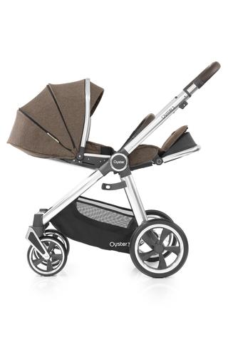 Прогулочная коляска Oyster 3 Truffle Mirror