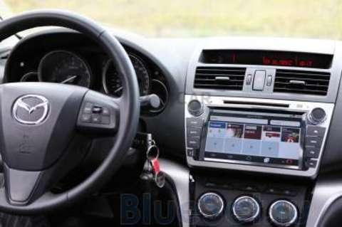 Car 4G JET штатная мультимедийная система в авто, на Android для Mazda