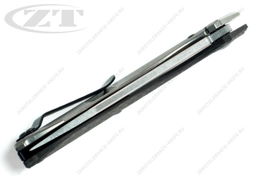 Нож Zero Tolerance 0460 Sinkevich - фотография