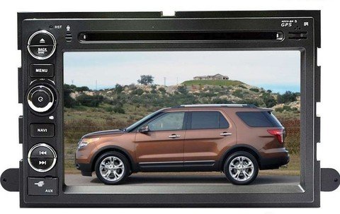 Магнитола KD 7014 Ford 188х118мм Explorer, Expedition, Mustang, F150, F250, F350, F450