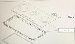 Варочная поверхность Ikea/ Whirlpool 481244039995
