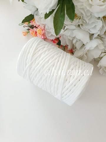 Белый Лайт Полиэфирный шнур