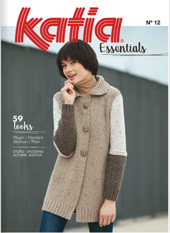 Журнал Woman 12 Essentials Katia