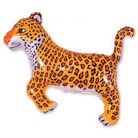 Фольгированный шар Леопард
