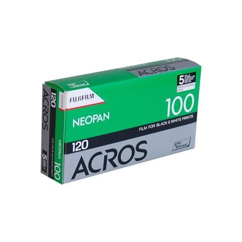 Фотопленка Fujicolor Neopan 100 Acros 120 ч/б