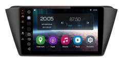Штатная магнитола FarCar S200 для Skoda Fabia 15+ на Android (V2002R-DSP)