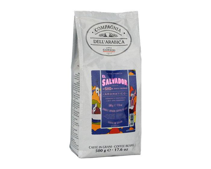 купить Кофе в зернах Compagnia Dell`Arabica El Salvador