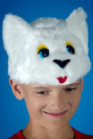 Карнавальная шапочка Кошки