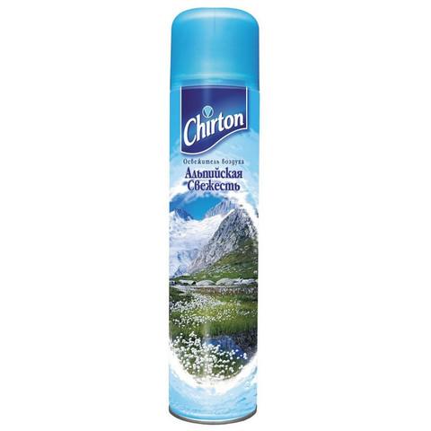 Освежитель воздуха Chirton Альпийская свежесть 300 мл