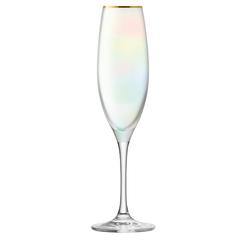 Набор из 2 бокалов-флейт для шампанского Sorbet ,225 мл перламутр, фото 2