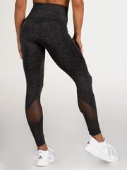 Женские лосины Ryderwear Seamless Tights - Charcoal Marle