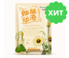 Очищающая маска с экстрактом ромашки Natural Extract, 30гр