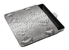 Чехол из кожи питона для iPad CV-11