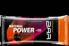 Батончик PowerUp Natural Power Bar Fruit & Nuts - финики, курага, арахис