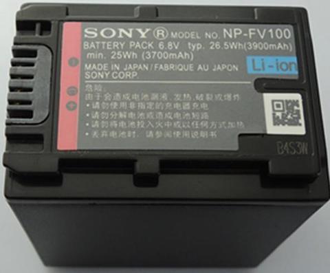 Sony NP-FV100 Jnt