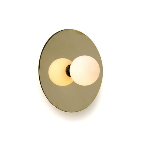 Настенный светильник копия Disc and Sphere by Atelier Areti