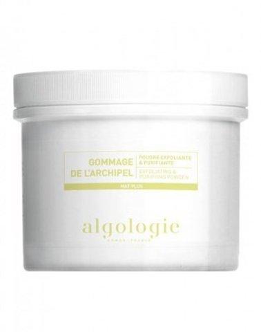 Очищающая порошковая маска-эксфолиант для жирной и смешанной кожи Algologie,75 г