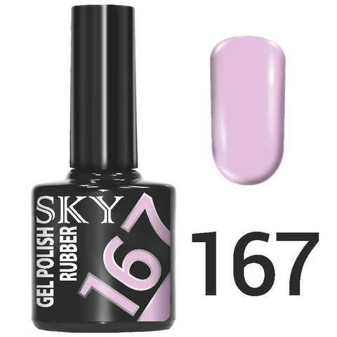 Sky Гель-лак трёхфазный тон №167 10мл