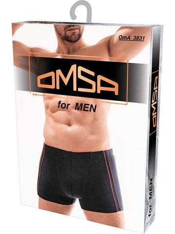 Мужские трусы OmA 3831 Omsa for Men