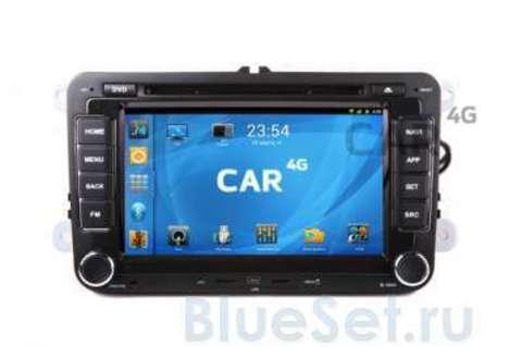 Car 4G JET штатная мультимедийная система в авто, на Android для Skoda