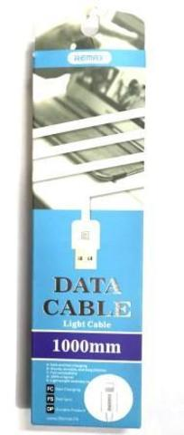 Кабель ReMax Light USB Data Cable, RC-006i 1m, iPhone5/6