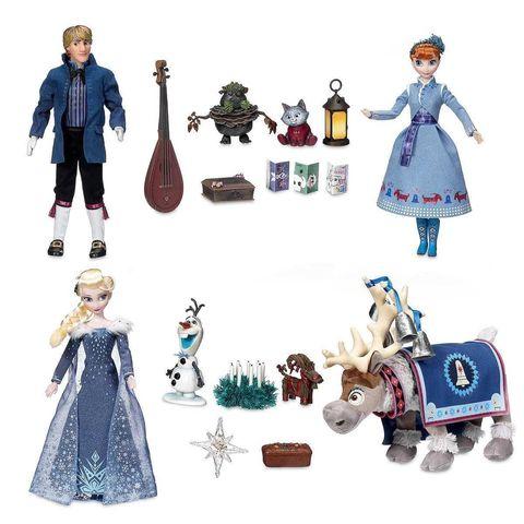 Эксклюзивный набор кукол Холодное сердце (поющие Эльза и Анна) в Магии кукол