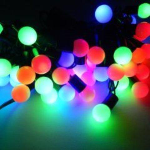 LED Гирлянда светодиодная шарики