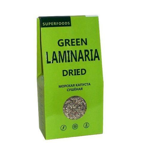Компас здоровья морская капуста сушёная (Ламинария) 100 г