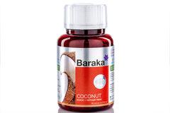 Baraka, COCONUT (Кокосовое масло в капсулах), 90кап