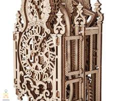 Королевские часы «Royal Clock» (Wooden City) - Деревянный конструктор, сборная модель, 3D пазл