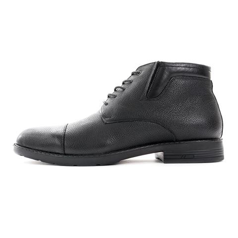 Мужские зимние ботинки на молнии v110-1053-45-4 купить