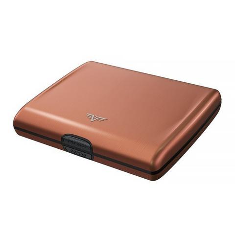 Кошелек-органайзер c защитой Tru Virtu Ray, кофейный , 130x102x23 мм