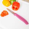Нож Victorinox для очистки овощей, лезвие 10 см, розовый
