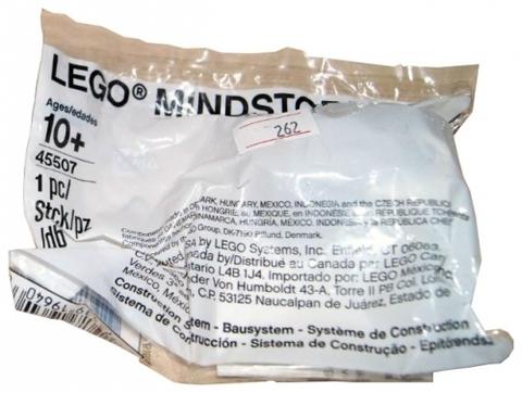 LEGO Education Mindstorms: Датчик касания EV3 45507 — EV3 Touch Sensor — Лего Образование Эдьюкейшн
