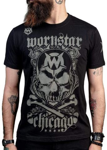 Футболка Wornstar CHICAGO CORE TEE