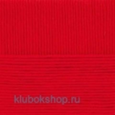 Пряжа Зимняя премьера (Пехорка) 06 Красный - купить в интернет-магазине недорого klubokshop.ru