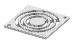 Накладная панель в душ под плитку 15 см Tece TECEdrainpointS 3665001 фото