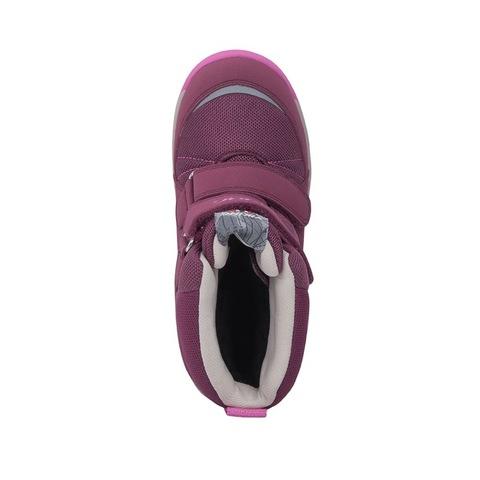 VIKING RISSA GTX VIKING зимние ботинки  для девочки бордовые