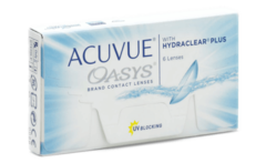 Johnson & Johnson - Acuvue Oasys with Hydraclear Plus