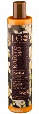 EO Laboratorie Karite Spa Бальзам для волос балансирующий