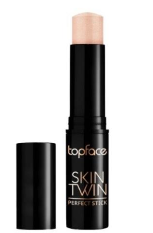 TopFace Хайлайтер-стик Skin Twin Perfect Stick Highlighter тон 003-PT560
