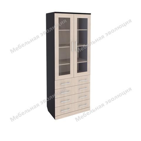Шкаф с выдвижными ящиками и полками, Эволюция