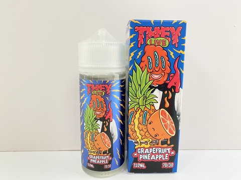 Grapefruit Pineapple by They Live 120мл