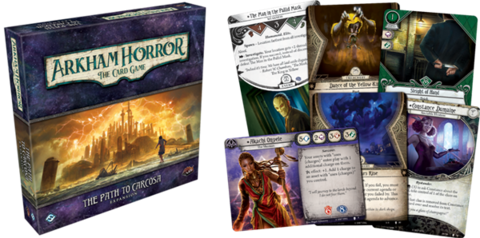 Arkham Horror LCG: Path to Carcosa Deluxe