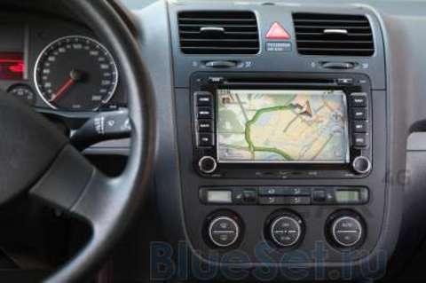 Car 4G JET штатная мультимедийная система в авто, на Android для Volkswagen