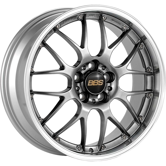 BBS Forged aluminium 2piece RS-GT