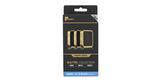 Набор фильтров PolarPro Cinema Series Filter 3-Pack упаковка