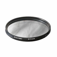 Эффектный фильтр Fujimi Rotate Star 4 на 72mm (4 луча)